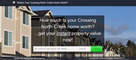 housing search northwest the crossing at north creek a condominium association