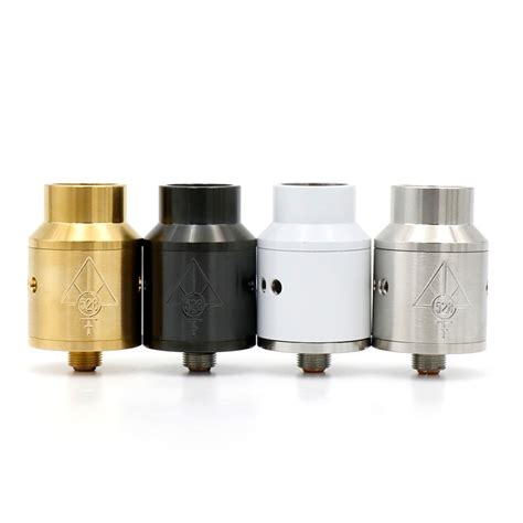 528 Goon Lp 22 Rda Atomizer Black Clone 22mm gold goon 528 rda with 510 drip tip buy goon 22mm rda 22mm 510 drip tip product on