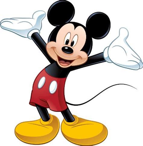 mickey mouse ten lists