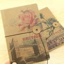 Printed Small Notebook missyou yesstyle