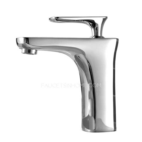 Best Single Handle Kitchen Faucet by Best Single Handle Chrome Copper Deck Mount Bathroom Sink
