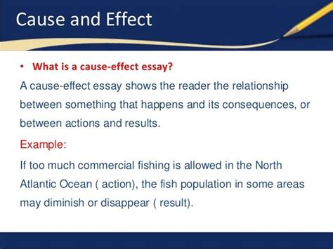 sle of cause and effect essay sle of cause and effect essay 28 images how to write a