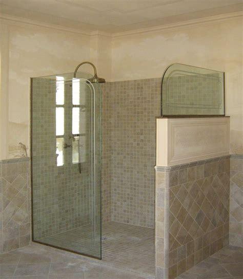 parete doccia vetrocemento 17 migliori idee su pareti per doccia su docce