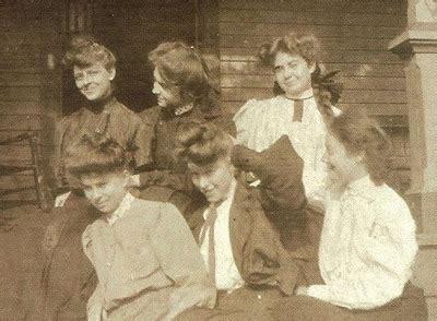 nineteenth century city examines  role  women  higher education