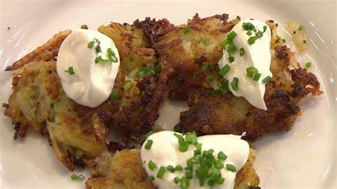 goat cheese ina garten make potato pancakes fig and goat cheese bruschettas ina