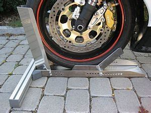 Motorrad Anh Nger Wirtz by Motowippe Freistehend F 252 R Transport Garage Werks T M