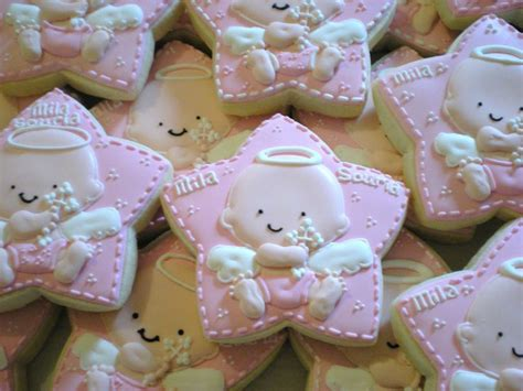 Dedication For Baby Shower by Baby Dedication Babyshower Or Baptism Cookies