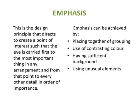 top 28 definition of emphasis in interior design principles of interior design emphasis