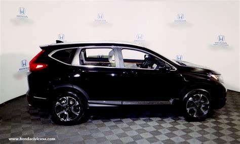2019 Honda Touring Crv by 2019 Honda Cr V Touring Design Honda Civic Updates