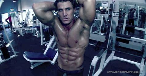 greg plitt bench press steven webb bodybuilder model male black models picture