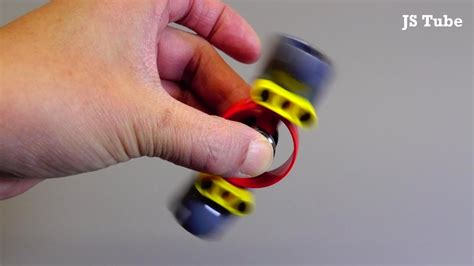lego hand tutorial lego fidget hand spinner ver 6 fidget toy building