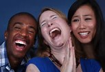 Image result for people laughing