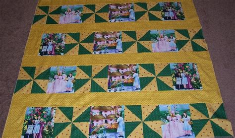Wizard Of Oz Quilt Pattern by Quilting With Beansnana Wizard Of Oz Quilt