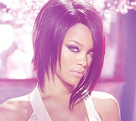 Rihanna Bob Hairstyles by 10 Rihanna Bob Hairstyles Hairstyles 2017 2018