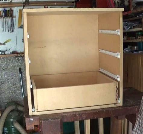como hacer cajones de madera carpintero en casa como hacer una cajonera de madera