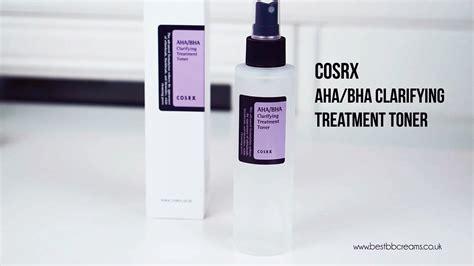 Toner Cosrx cosrx aha bha clarifying treatment toner 코스알엑스 aha bha 클래리파잉 트리트먼트 토너