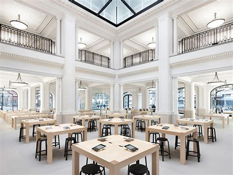 home design stores amsterdam the iconic architecture of the world s major apple stores