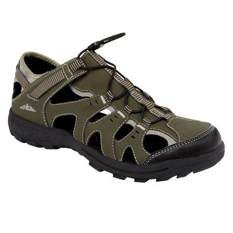 kmart mens sandals northwest territory s machara olive water sandal