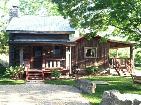 francines log cabin indiana