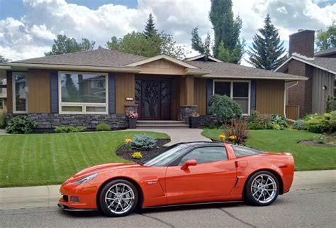 What Does Z06 by Z06 Does My Car Look Like It Is Lower Than Stock Ride