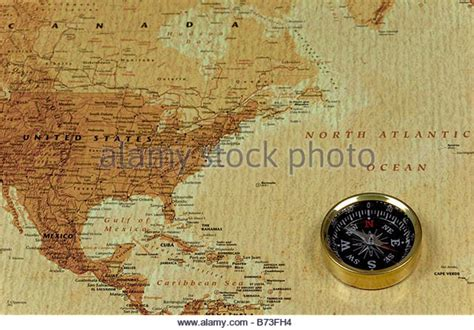 map of the united states with compass usa map stock photos usa map stock images alamy