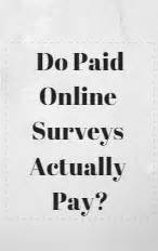 Online Surveys That Pay The Most - are paid online surveys legit or a scam the truth about surveys full time job from home