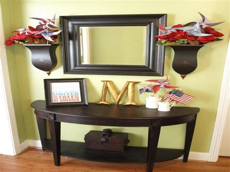 foyer table ideas foyer on foyers foyer decorating and entryway