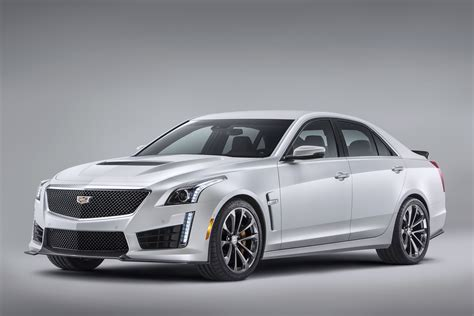 2016 cadillac cts v sedan gm authority