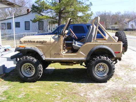 jeep eagle lifted jeep cj5 golden eagle image 57
