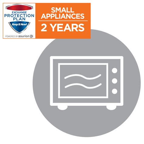 the home depot 3 year protection plan for generators appliance protection plans 2 year small appliance