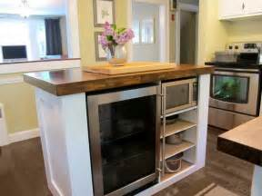 17 images related to small diy kitchen islands