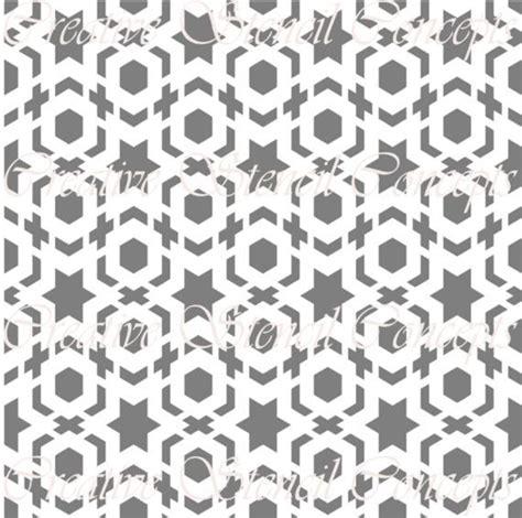 arab star pattern 18 best lattice stencils images on pinterest craft