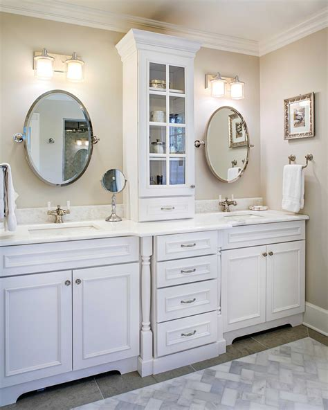 bathroom vanity pictures ideas bathroom vanities with linen cabinet trends and vanity