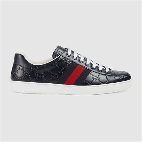 gucci shoes ace gucci signature sneaker gucci s sneakers