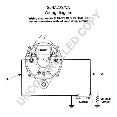 8lha2057va alternator product details prestolite