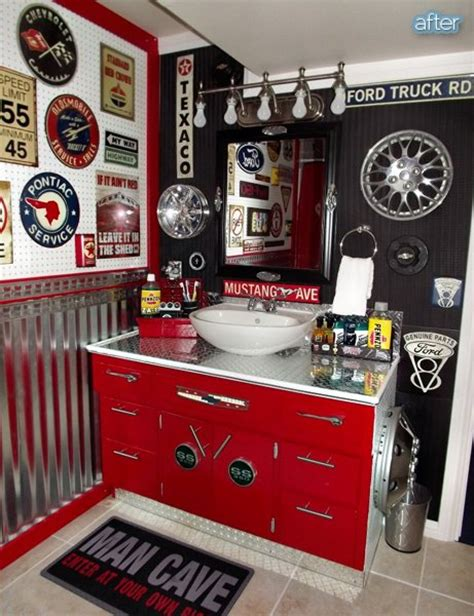man cave bathroom decorating ideas top 10 man cave must haves garage remodel conversion