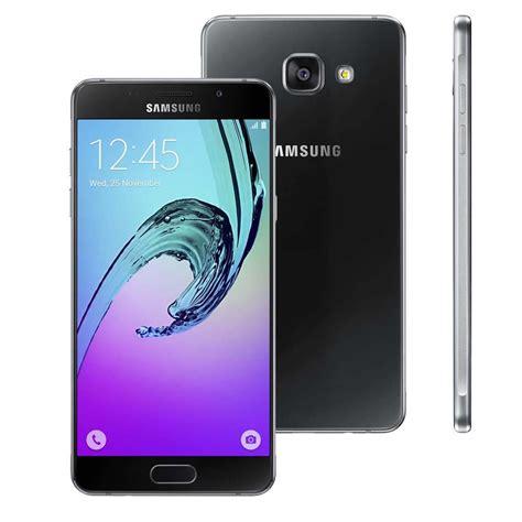 Samsung Galaxy A5 Smartphone Kamera 13mp Smartphone Samsung Galaxy A5 2016 Duos A510m Ds Preto