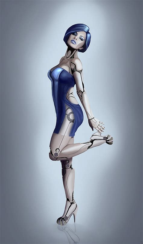 female android by sinate on deviantart