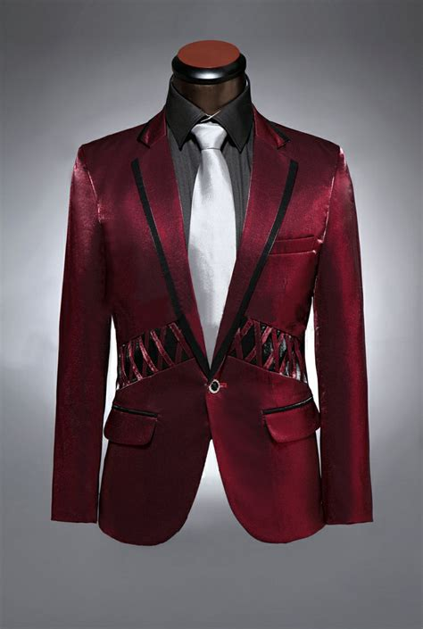 prom looks for guys 2014 red prom suits prom trends young men pinterest