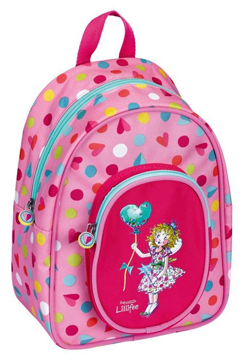 Tas Rossa Backpack 3 In 1 prinzessin lillifee rucksack kinderrucks 228 cke im