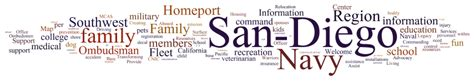 morale welfare and recreation naval station san diego