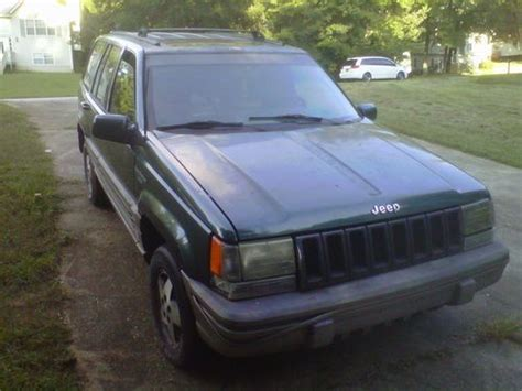 hunting jeep cherokee find used 1995 jeep grand cherokee 4x4 great hunting jeep