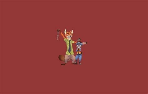 Zootopia Iphone All Hp wallpaper zeropolis fox zootopia hare images for desktop section минимализм