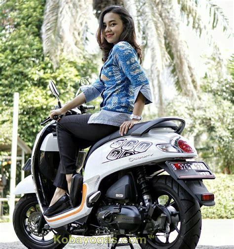 Honda New Scoopy review honda all new scoopy terbaru skutik asik buat