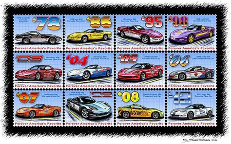 all corvette models by year give the gift of corvette artwork from teeters