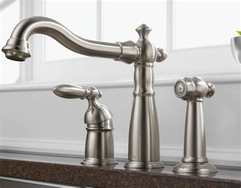 Leaking Delta Kitchen Faucet Finding The Best Delta Kitchen Faucet Kitchen Remodel Styles Designs