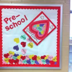 Preschool sweethearts valentines day bulletin board myclassroomideas