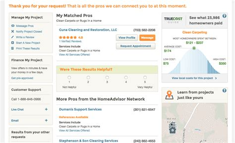 homeadvisor easy home improvement for busy families