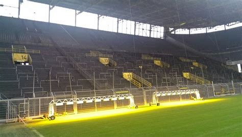 signal iduna park away section bayern munich away section picture of signal iduna park