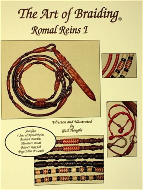 floral pattern drawing for the artistically impaired the art of braiding romal reins 1